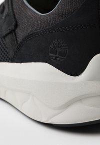 Timberland - BRADSTREET ULTRA SPORT OXFORD - Sneakers basse - black - 5