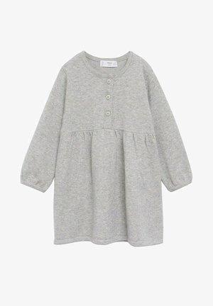 MIRIAM - Denní šaty - gris chiné moyen