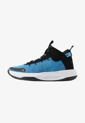 JUMPMAN 2020 - Basketball shoes - university blue/metallic silver/black