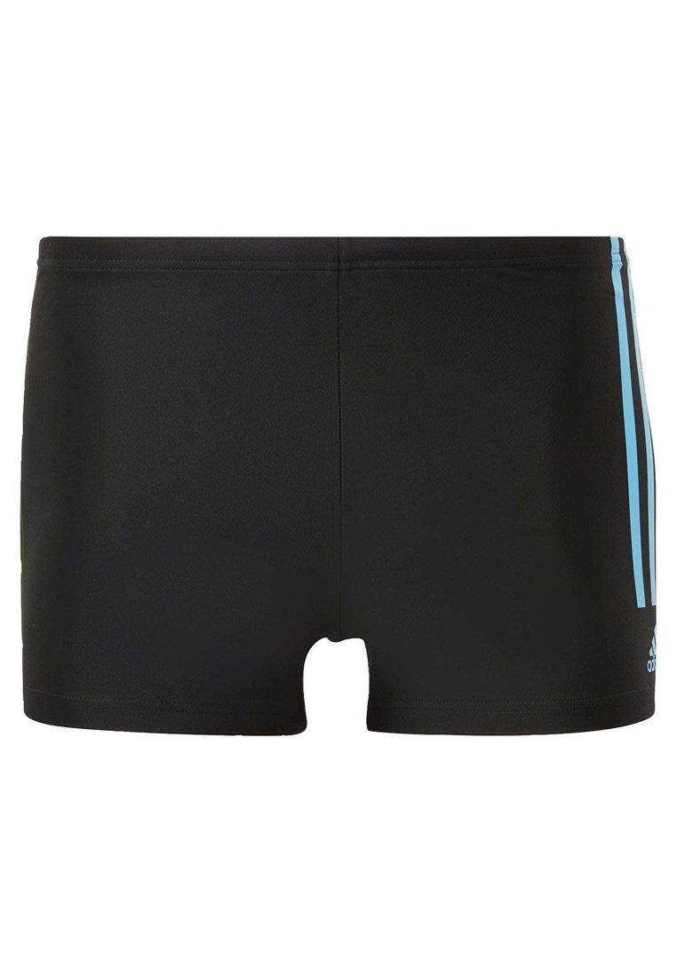 Men FIT SEMI 3 STRIPES BOXER SWIM TRUNKS - Swimming trunks
