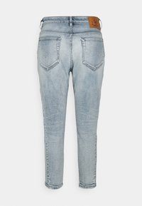 Diesel - D-FAYZA - Relaxed fit jeans - light blue - 1