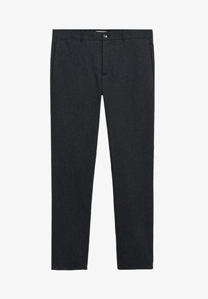BREST - Pantalon classique - tmavě šedá vigore