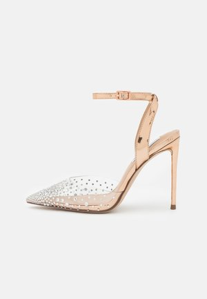 REVERT - Klassiske pumps - rose gold