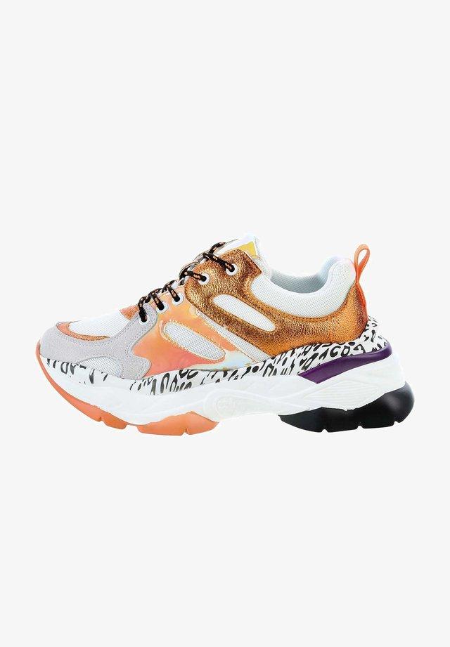 AGRANO - Sneakers basse - orange