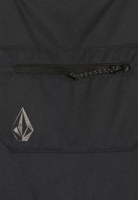 Volcom - BARKLEY OVERALL - Snow pants - black - 2