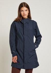 Arc'teryx - SOLANO COAT WOMENS - Waterproof jacket - cobalt moon - 0