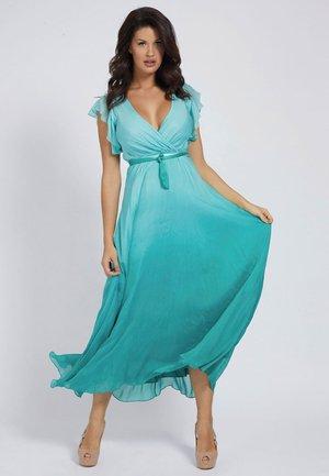 Robe longue - blau
