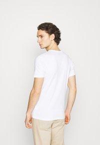 Denim Project - 10 PACK  - T-shirt basique - black/white/light grey melange - 2