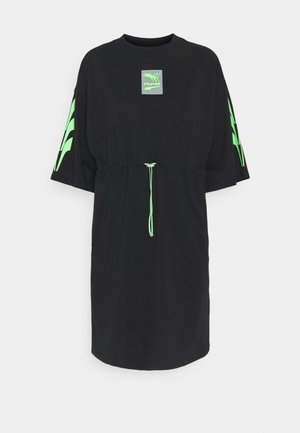 EVIDE DRESS - Day dress - black