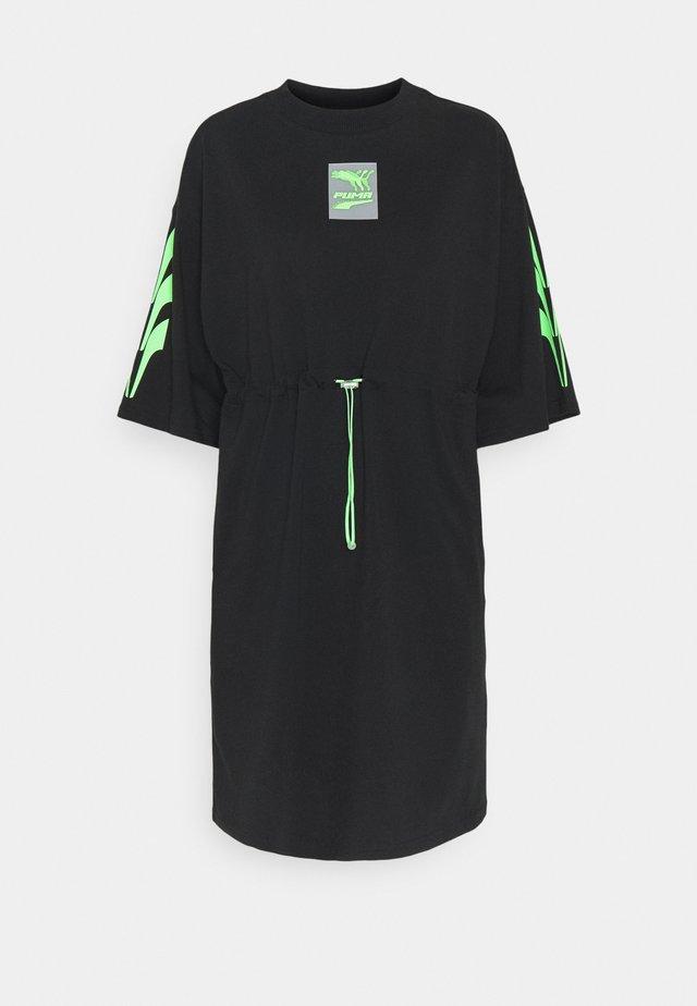 EVIDE DRESS - Day dress - black