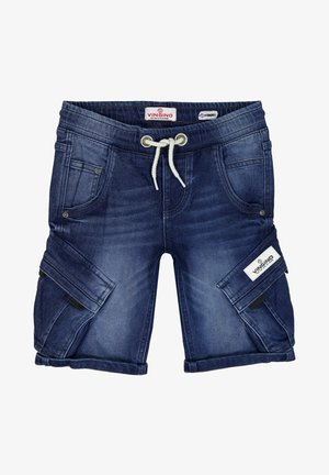 Denim shorts - cruziale blue
