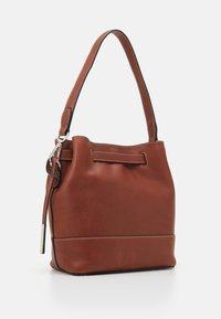 Marc O'Polo - BUCKET BAG - Handbag - authentic cognac - 1