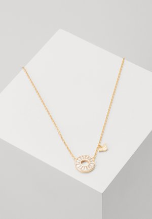 BAGUETTES - Ketting - rose gold-coloured