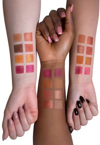 Luvia Cosmetics - SUNSET NOVA EYESHADOW PALETTE - Palette fard à paupière - - - 2
