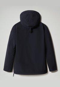 Napapijri - RAINFOREST SUMMER - Winter jacket - blu marine - 8