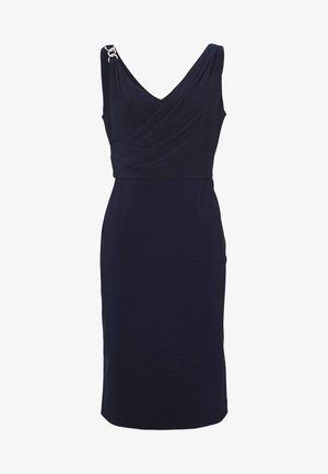 BONDED DRESS TRIM - Koktejlové šaty/ šaty na párty - lighthouse navy