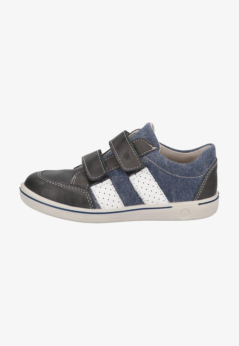 Pepino - Chaussures à scratch - see/ozean