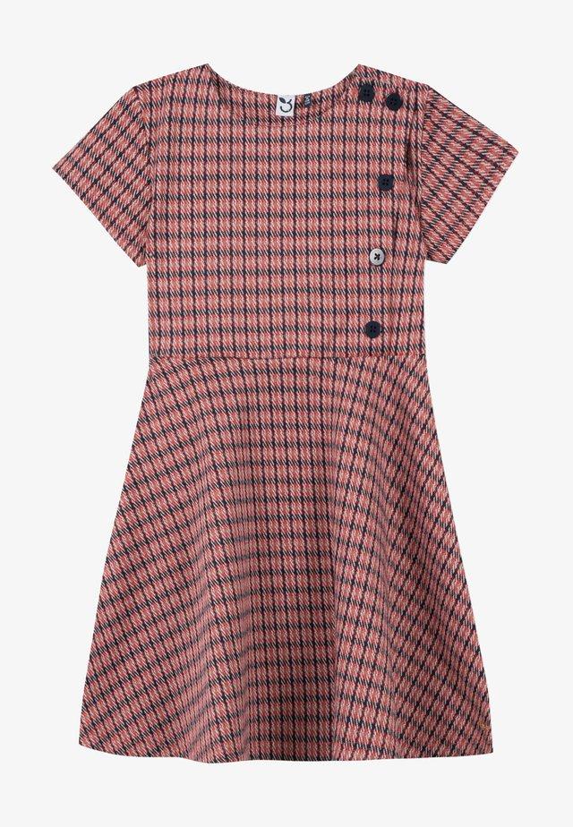 Jumper dress - cherry