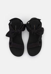 Loeffler Randall - MAISIE - Platform sandals - black - 4