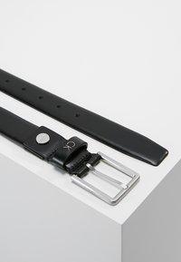 Calvin Klein - FORMAL BELT - Belt business - black - 2