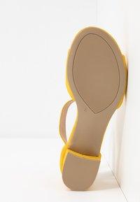 Caprice - Sandalen - yellow - 6
