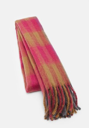 PCSUSINE LONG SCARF - Scarf - raspberry sorbet