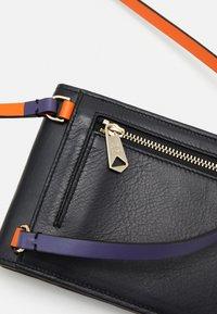 Paul Smith - WOMEN BAG NECK POUCH - Across body bag - slate - 4