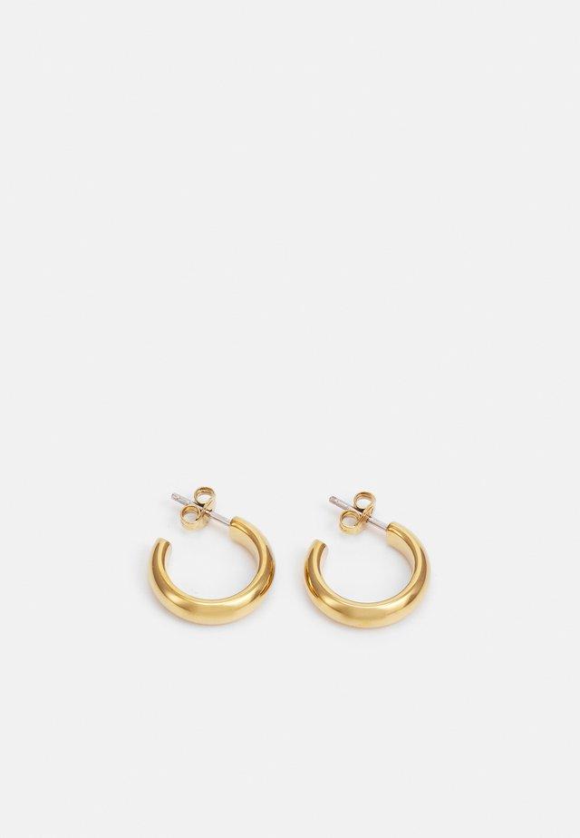 ELLEN EARRING - Oorbellen - gold-coloured