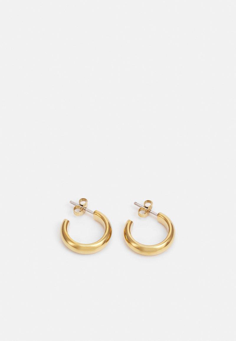 Dyrberg/Kern - ELLEN EARRING - Earrings - gold-coloured
