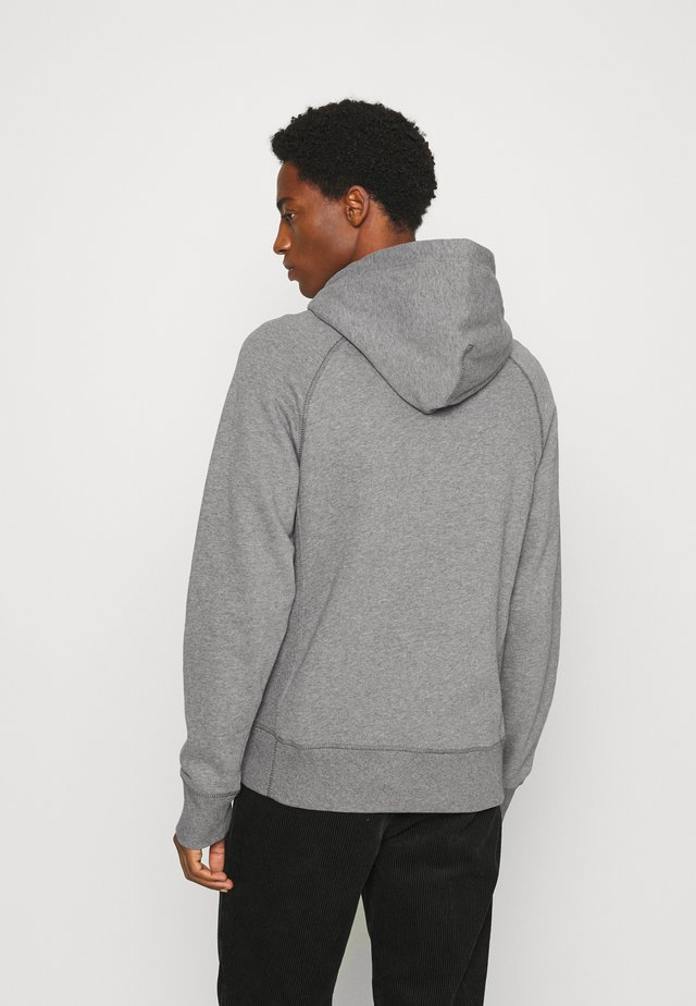 ICON - Sweat à capuche - grey