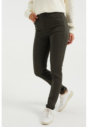 Jeans Skinny Fit - green
