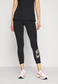 Nike Sportswear - PACK - Leggings - Trousers - black - 0