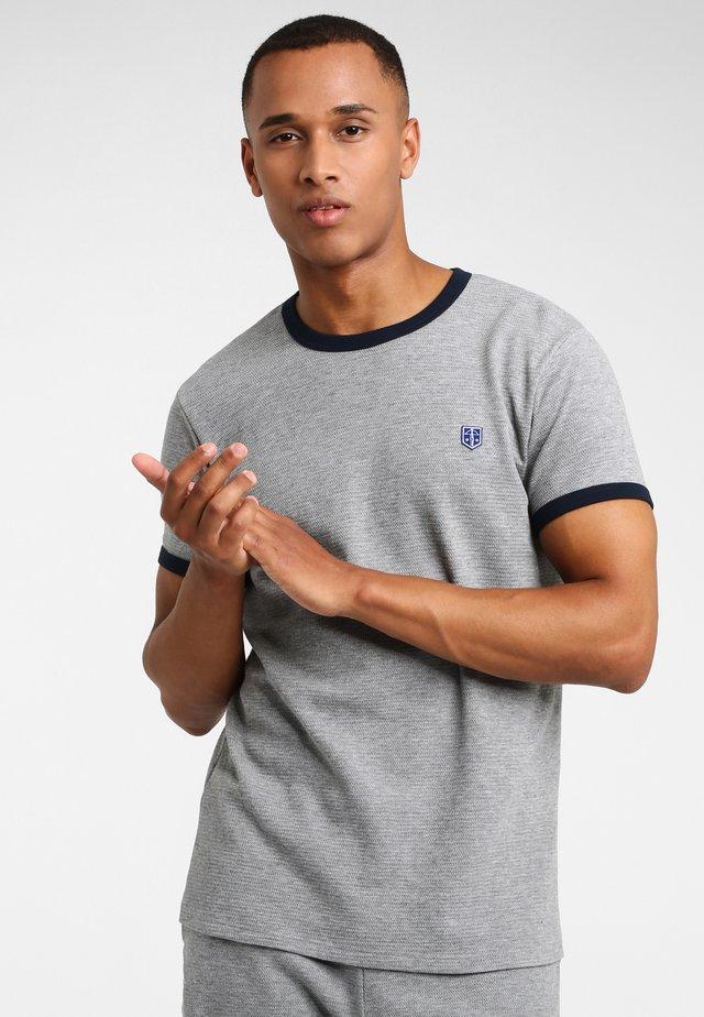 LEO - Pyjamashirt - grey