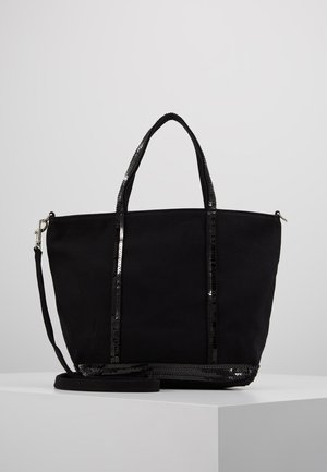 CABAS PETIT - Across body bag - noir