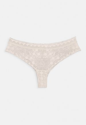 DAY TO NIGHT - Thong - beige doré