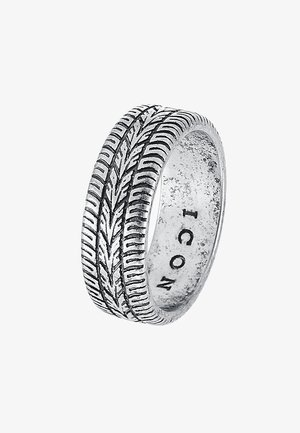 SICK & TYRED - Bague - silver-coloured