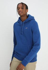 Hollister Co. - ICON - Hoodie - blue - 0