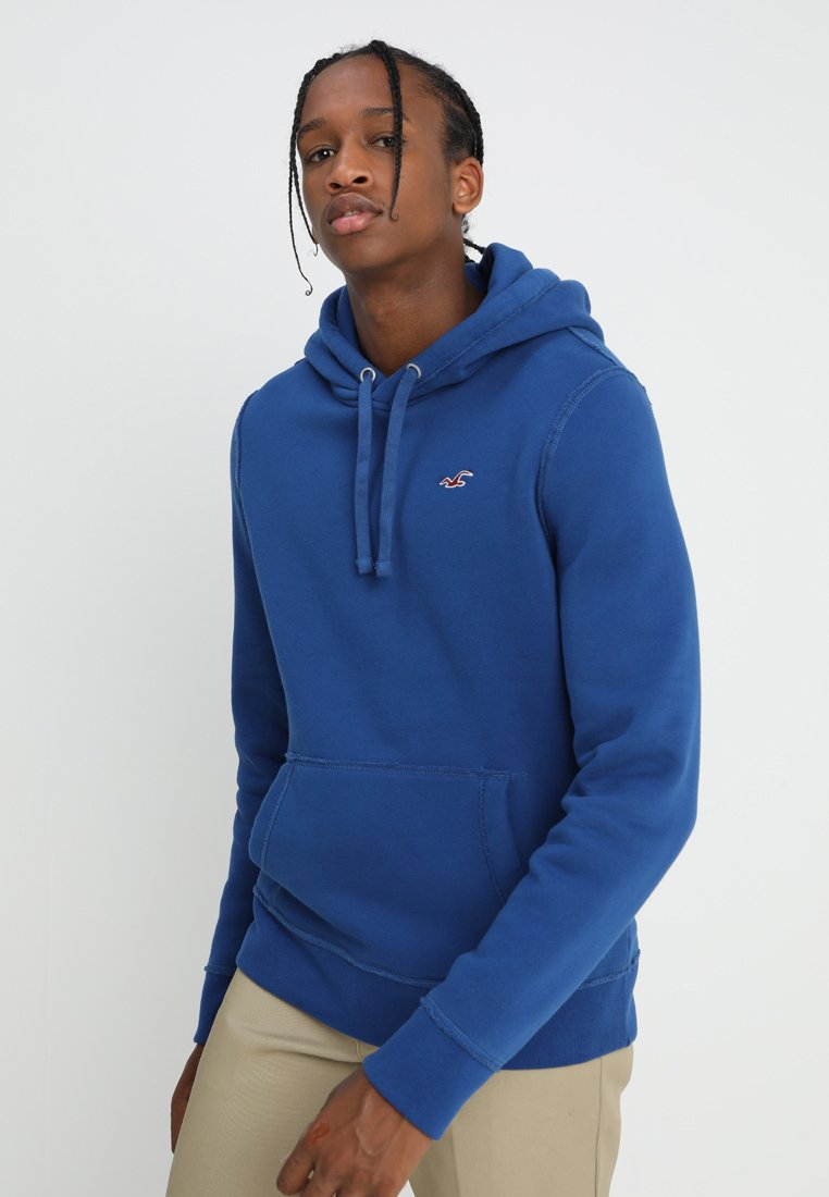Hollister Co. - ICON - Hoodie - blue