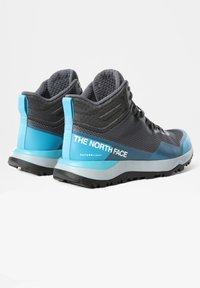 The North Face - ACTIVIST MID FUTURELIGHT - Mountain shoes - zinc grey maui blue - 1