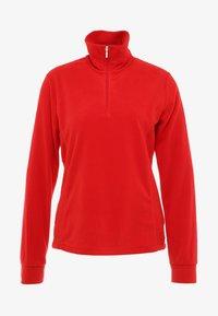 CMP - WOMAN - Fleece jumper - ferrari - 4