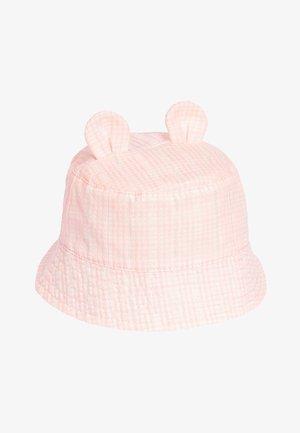 Klobouk - pink