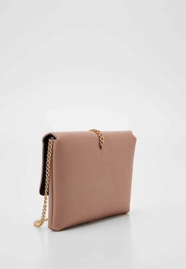 TASSEL - Clutch - rose/gold