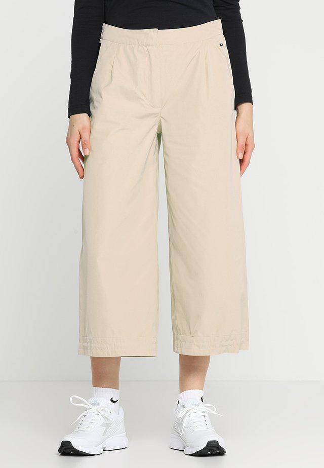 REX WOMEN'S PANTS - Friluftsbukser - beige