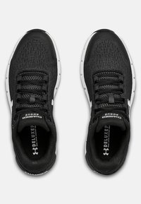 Under Armour - CHARGED  - Neutral running shoes - black - 1
