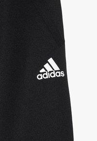 adidas Performance - Teplákové kalhoty - black/grefou/white - 5