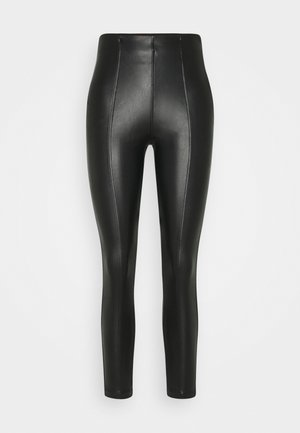 TONYA  - Leggings - Trousers - black