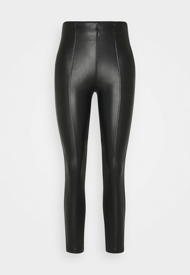 TONYA  - Leggingsit - black