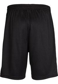 Hummel - Korte sportsbukser - black pr - 1