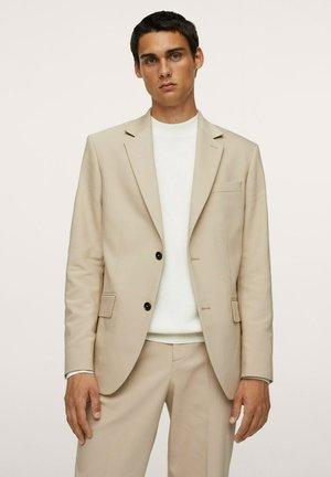Suit jacket - beige