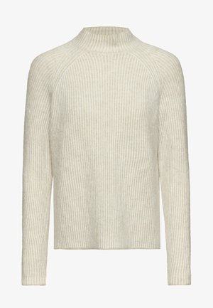 SHAMEERA - Sweatshirt - light beige